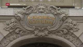 Video «Rekordgewinn für SNB» abspielen