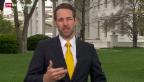 Video «Einschätzungen von USA-Korrespondent Arthur Honegger» abspielen