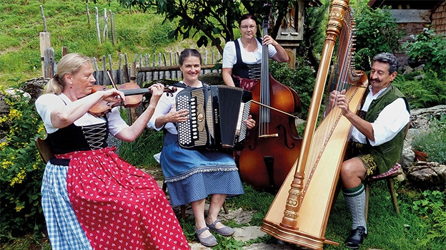 Wurzekrätte-Museg: «Windhofer Polka»