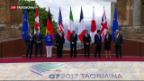 Video «Trump am G7-Gipfel» abspielen