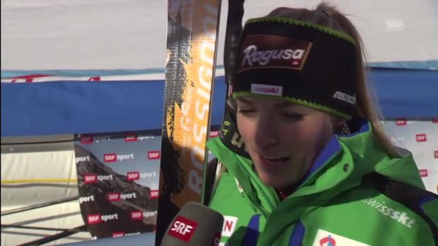 Ski: Interview Lara Gut («sportlive»)
