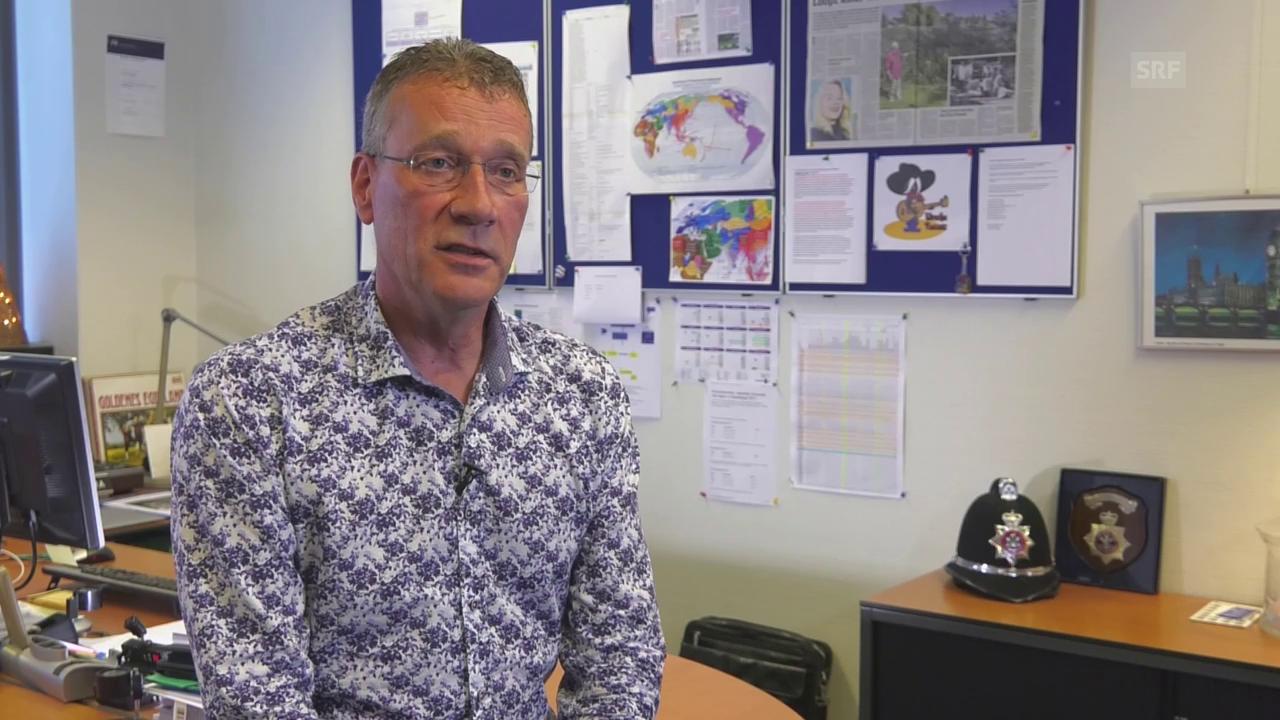 Tjalsma: «Die DNA-Analyse hat zum Täter geführt»