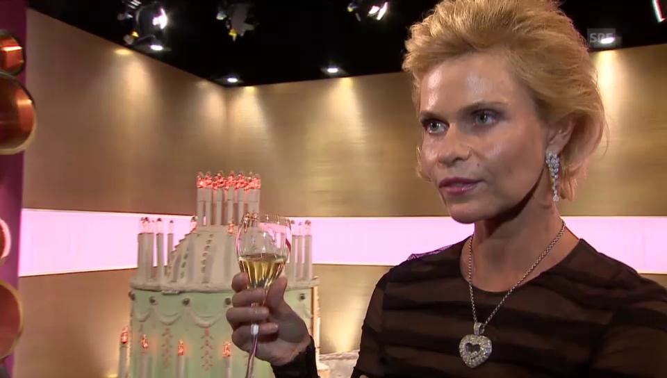 Irina Beller über ihr Wiedersehen mit Dani Fohrler