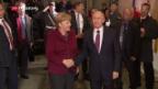 Video «Putin bei Merkel» abspielen