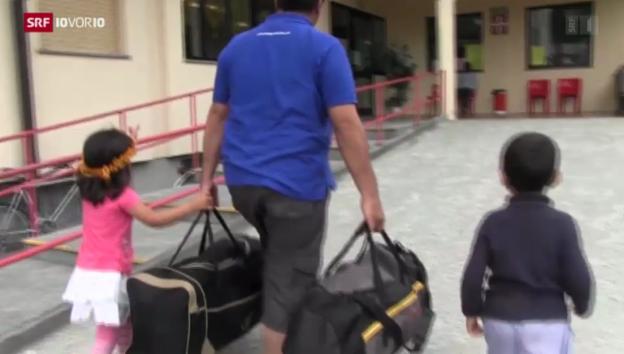 Video «Drama um Totgeburt: Flüchtlingshilfe fordert Konsequenzen» abspielen