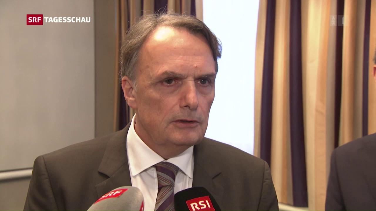 Schweiz muss sich in Brüssel erklären