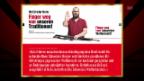 Video «Finger weg vom Schweizer Waffenrecht» abspielen