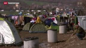 Video «Flüchtlingsdrama in Griechenland » abspielen
