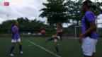 Video «Das Ballmädchen im Maracana» abspielen