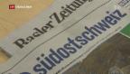 Video «Blocher mischt die Medienlandschaft auf» abspielen