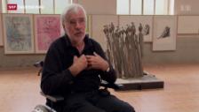 Video «Runder Geburtstag für Schang Hutter» abspielen