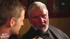 Video ««Potzmusig» hinter den Kulissen: Fredy Wallimann» abspielen