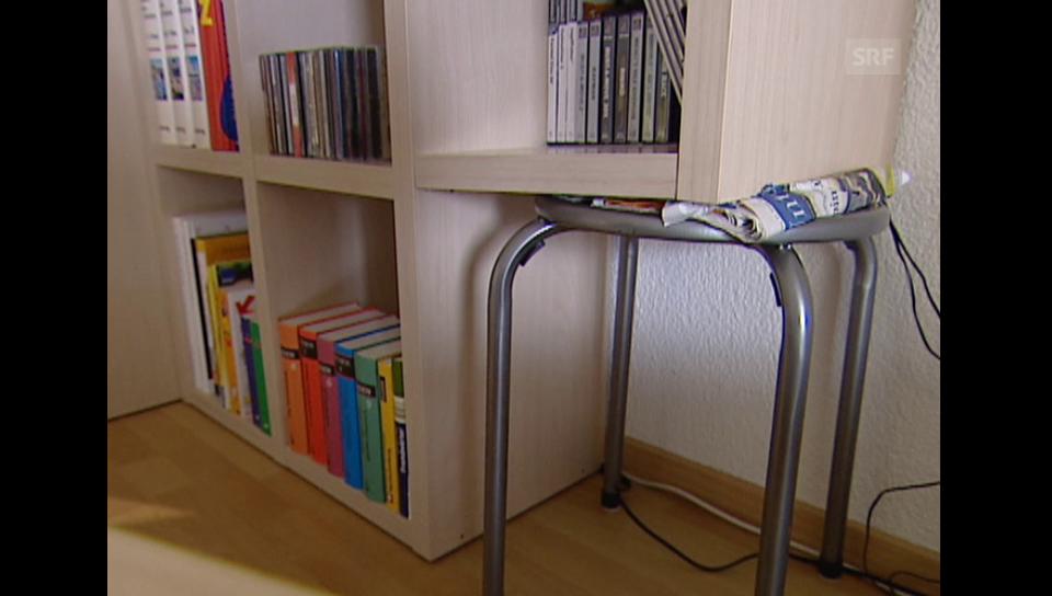 Fehlerhafte Lieferung von Lipo Möbel