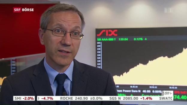 Video «SRF Börse vom 27.06.2016» abspielen