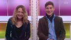 Video ««Ich oder Du»: Kabarettist David Bröckelmann und Partnerin» abspielen