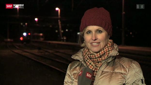 Video «Einschätzungen von Sabine Dahinden» abspielen