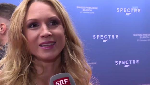 Video «Jennifer Ann Gerber wird Mutter mit Leib und Seele» abspielen