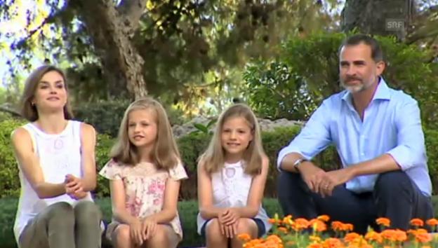 Video «Royales Fotoshooting auf Mallorca» abspielen