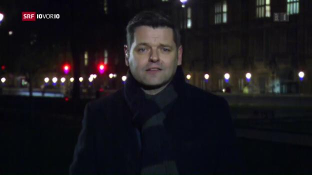 Video «Urs Gredig zur Abstimmung im Unterhaus» abspielen