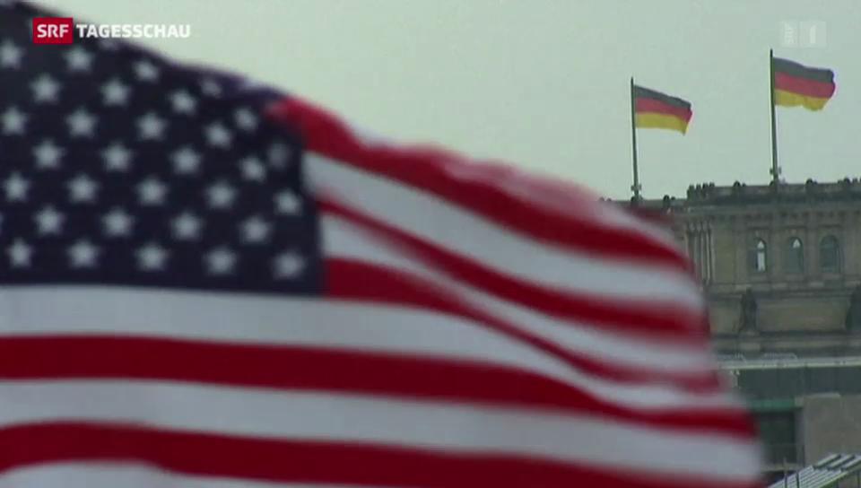 Weiterer US-Spion in Deutschland?