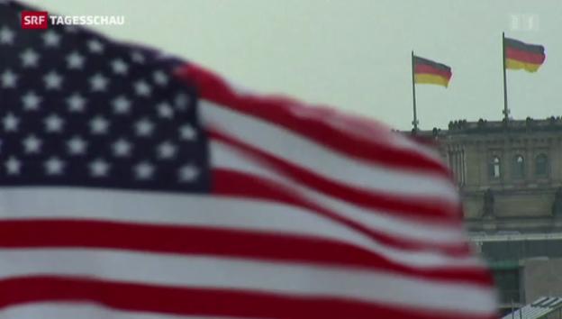 Video «Weiterer US-Spion in Deutschland?» abspielen