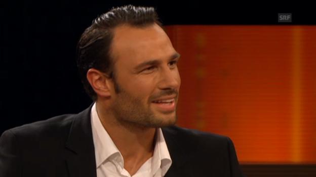 Video ««Bachelor» Lorenzo Leutenegger: Liebe war nicht Hauptmotivation» abspielen