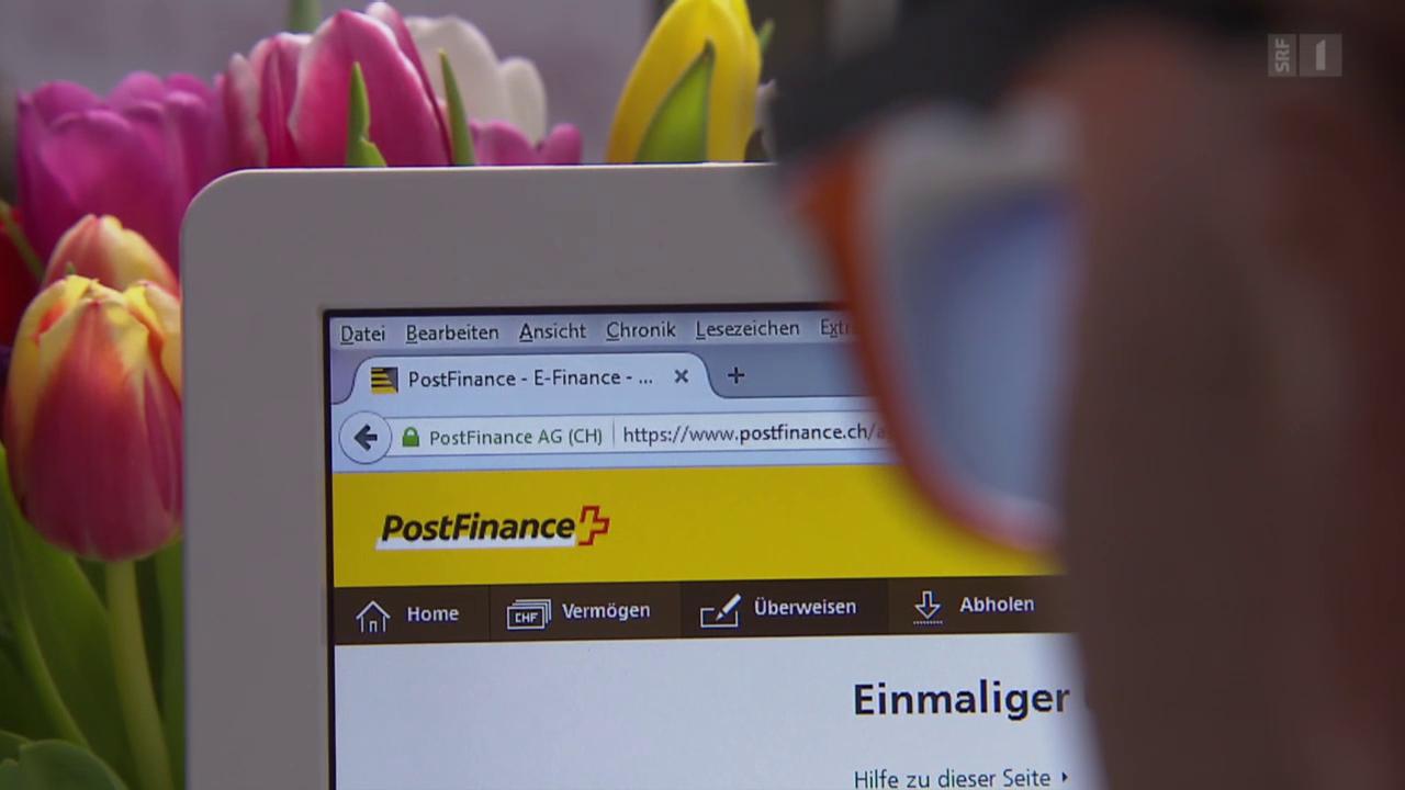 Postfinance sperrt Euro-Handel: Kleinanleger verlieren Tausende