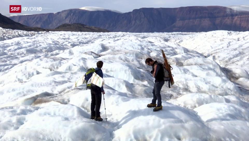 SOMMERSERIE: Drohne in Grönland