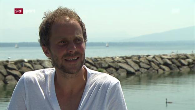 Video «Patrick Müller zu Lyon - GC» abspielen