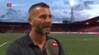 Video «FCB-Interimscoach Alex Frei im Interview» abspielen