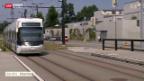 Video «Glattalbahn ergreift Massnahmen gegen Unfallserie» abspielen