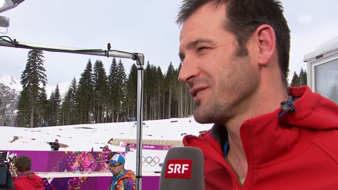 Langlauf: Interview mit Adriano Iseppi (sotschi direkt, 14.2.2014)