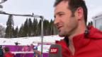 Video «Langlauf: Interview mit Adriano Iseppi (sotschi direkt, 14.2.2014)» abspielen