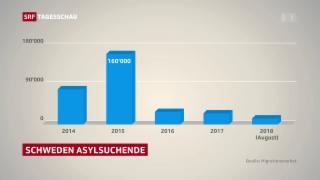 Video «Schweden vor den Wahlen» abspielen
