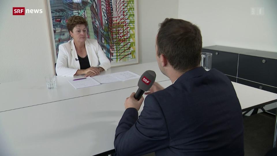Bildungsdirektorin Steiner: «Wollen Quarantäneerleichterungen»