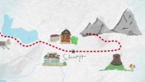 Video «Niks Route: Mythen-Region» abspielen
