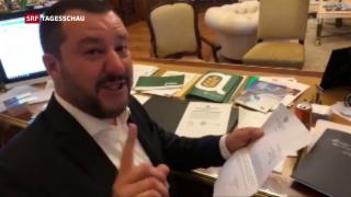 Video «Verliert Salvini seine Immunität?» abspielen
