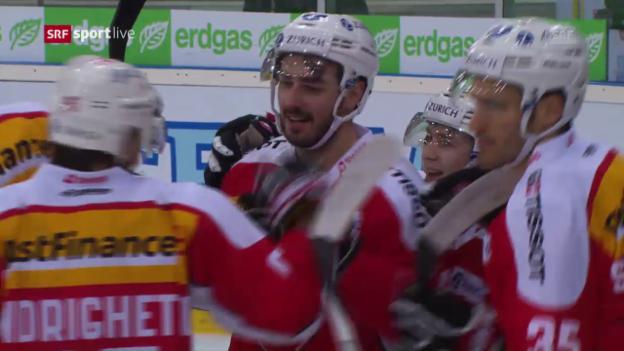 Video «Die Schweiz schlägt Deutschland nach 0:3-Rückstand» abspielen