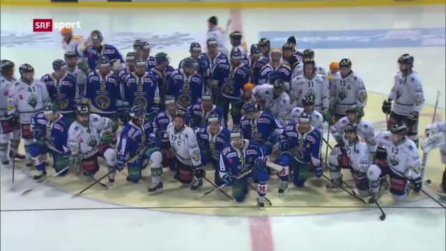 Eishockey: Viel Solidarität mit Ronny Keller