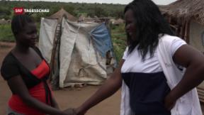 Video «Traumatisierte Flüchtlinge - Reportage aus Uganda» abspielen