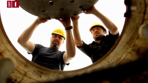 Video «Comedy aus dem Labor - Trailer 2014» abspielen