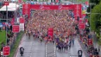 Video «Leichtathletik: Der London Marathon 2015» abspielen