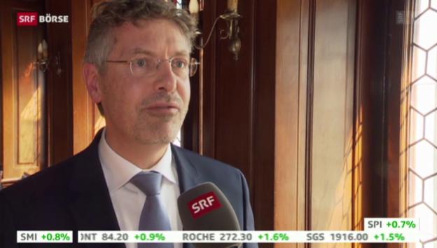Video «SRF Börse vom 19.03.2015» abspielen