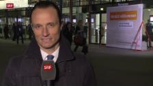 Video «Einschätzungen von SRF-Korrespondent Adrian Arnold in Karlsruhe.» abspielen