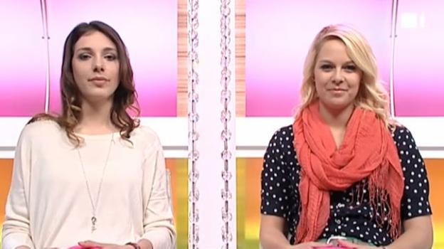 Video «Linda Fäh und Lorena Oliveri» abspielen
