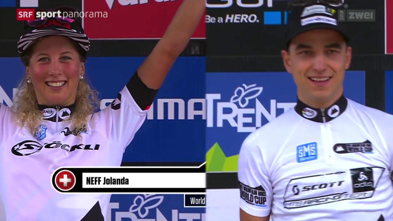 Mountainbike: Der Weltcup-Final im italienischen Val di Sole