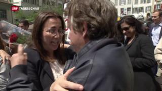 Video «Regierung des Kantons Waadt bleibt rot-grün» abspielen