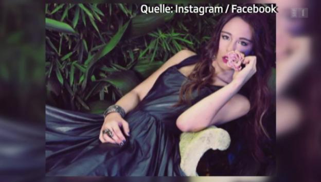 Video «Michelle Hunziker über Tochter Aurora» abspielen