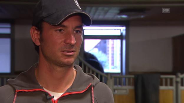 Video «Reiten: Guerdat über den Dopingbefund» abspielen
