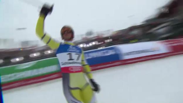 Video «Ski-WM 2013: Abfahrt Männer» abspielen